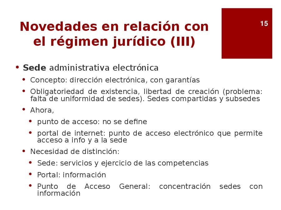 Panorámica xeral da administración electrónica